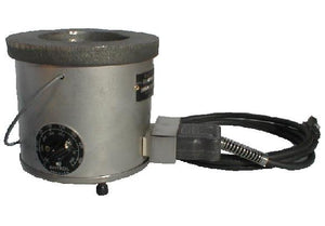 "Waage Electric MP10XFR-15-1 High-Temperature Solder Pot, 3.5"" Dia x 2.5""Deep"