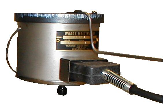 Waage Electric MP4A-12-1 Solder Pot, 3