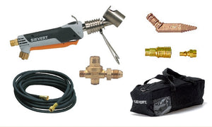 Sievert Soldering Kits, Tips and Parts