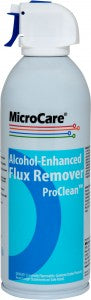 Micro Care MCC-PRO ProClean High-Purity Alcohol Blend Cleaner - 12 oz Aerosol Can