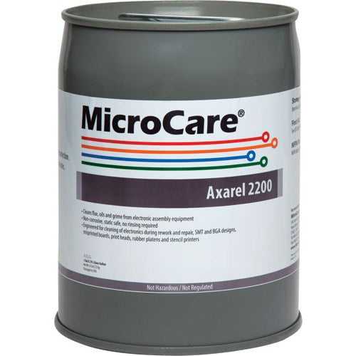 MicroCare MCC-AXLG Axarel 2200 Degreaser, 1 Gallon Pail