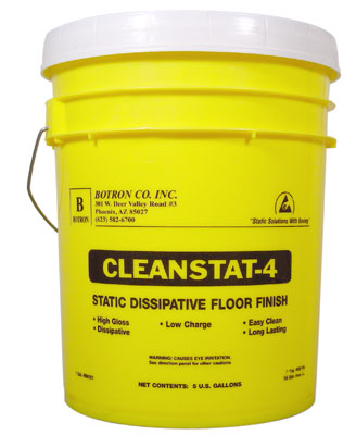 B8105 ESD Floor Finish