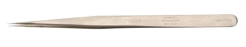 Erem SSSA Extra-Long Swiss Tweezers, Very Fine Tips, 5.5