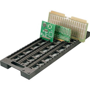 "Fancort RA-24CP Circuit Board Rack, 23"" x 8-1/2"", 20 Slots, Case of 5 Racks"