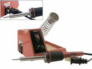 Weller WLC100 Soldering Station with SPG40 Iron