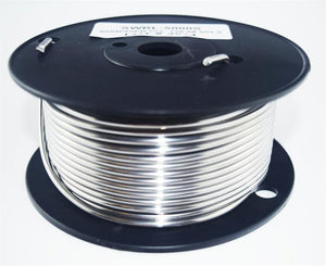 "50/50 Solid .125"" Diameter Solder Wire  - 5 lb Spool"