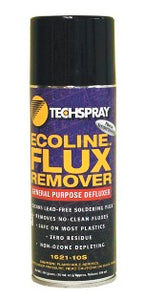 Techspray 1621-10S Ecoline Flux Remover, Aerosol