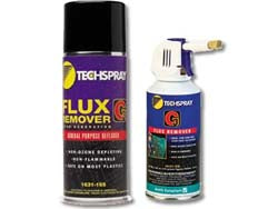 Techspray 1631-16S Flux Remover G3, 16 oz Aerosol