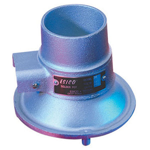 "Esico Model 36 Solder Pot, P3600, 2.5"" diameter"
