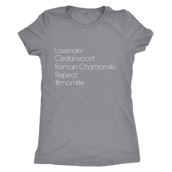 Essential Oils Momlife Shirt