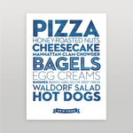 New York — Delicious City Prints