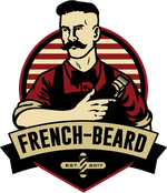 Logo French beard