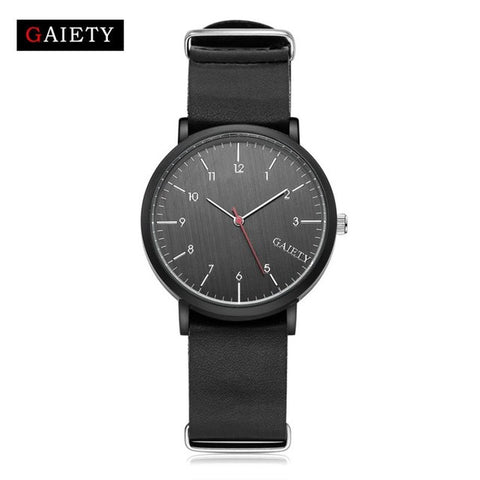 GAIETY Watch mens 2017 watches top brand Fashion watch men montres homme horloges mannen #815
