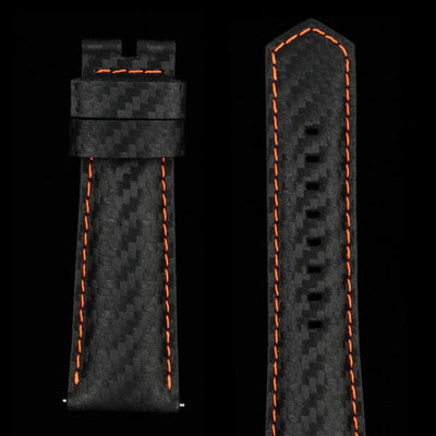 Carbon Watch Strap