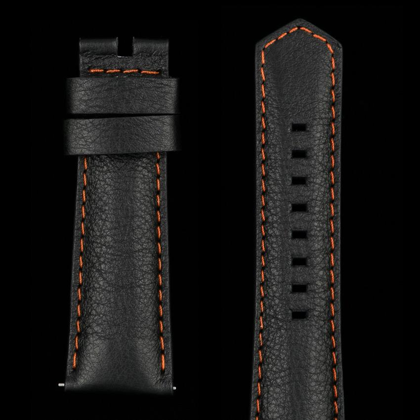 Classic // Orange Watch Strap