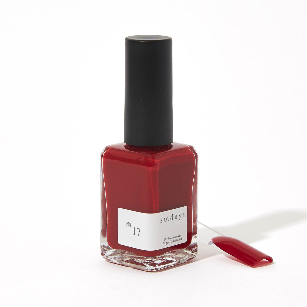 Cherry Red No. 17