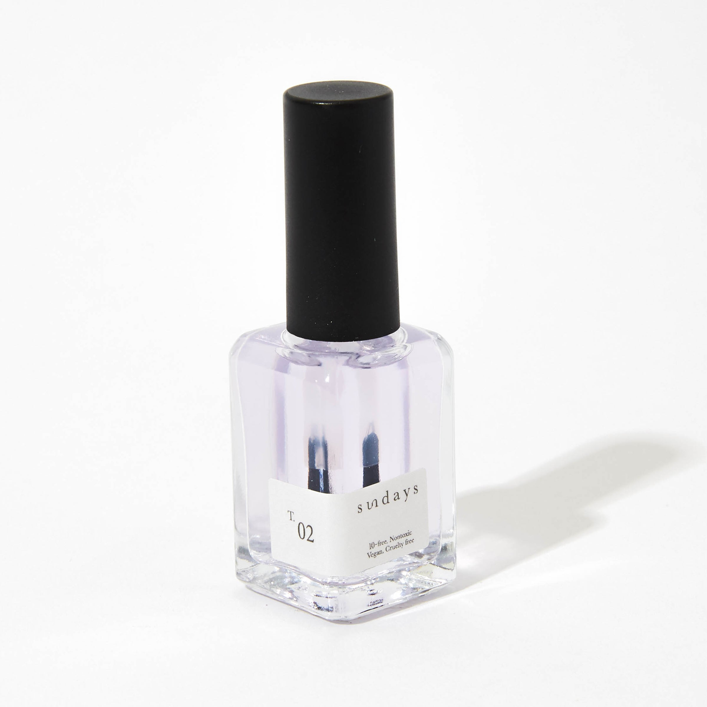 Fast Drying Top Coat T.02