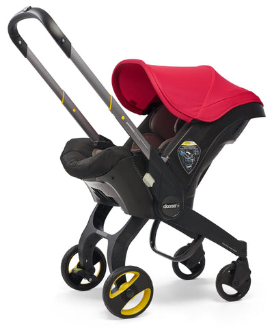 Doona Infant Car Seat - Flame Red