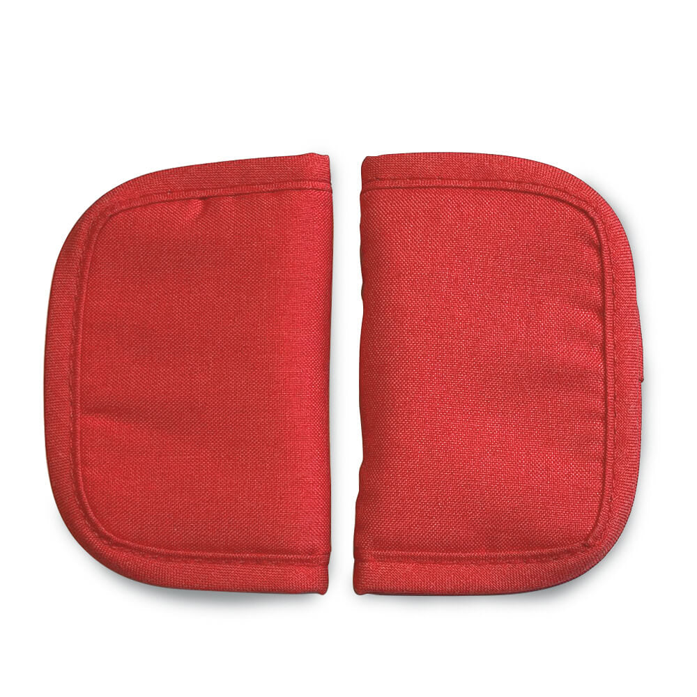 Shoulder pads - Red
