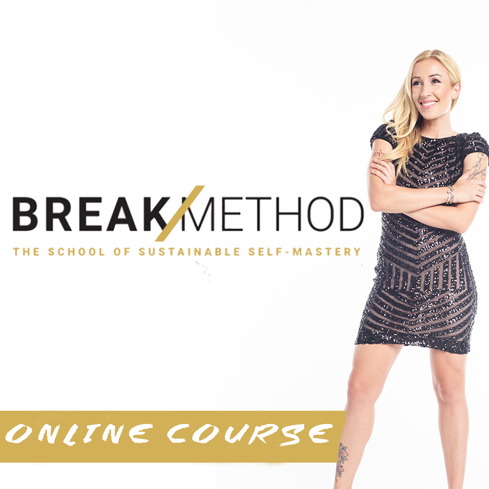 SAVE YOUR SEAT DEPOSIT- BREAK Method: The School of Sustainable Self-Mastery
