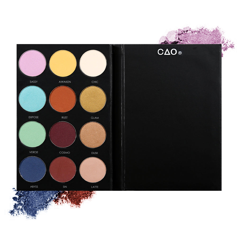 EDITORIAL EYESHADOW PALETTE