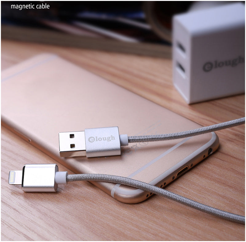 lighting cord. Lightning Chord™ Magnetic Charger For IPhone 5, 6, 6s, 7 Lighting Cord E