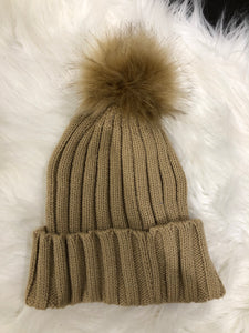 Khaki Stocking Hat
