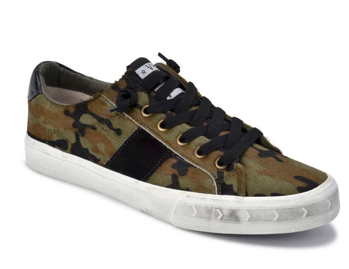 Camo Fashion Sneakers