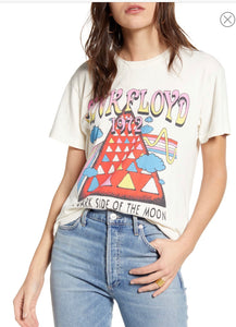 "Pink Floyd ""Dark Side of the Moon"" Graphic Tee"