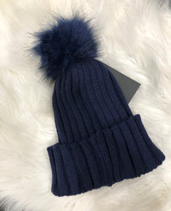 Navy Stocking Hat