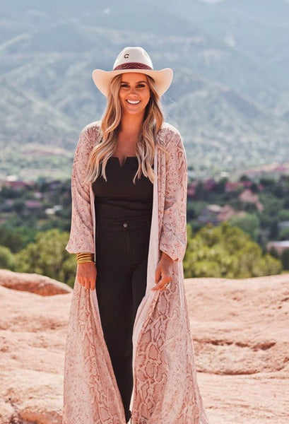 Nude Sahara Buddy Love Duster
