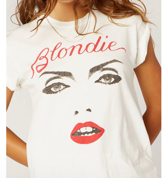 Blondie Rocker Tee