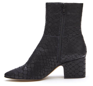 Matisse Black At Ease Leather Boots