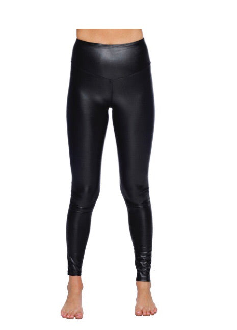 Black Buddy Love Liquid Leggings