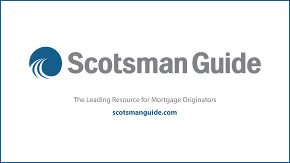 Scotsman Guide