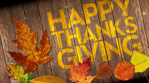 Happy Thanksgiving from Your Insurance Agent