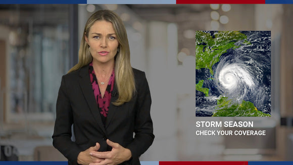 Time To Review Your Storm Coverage