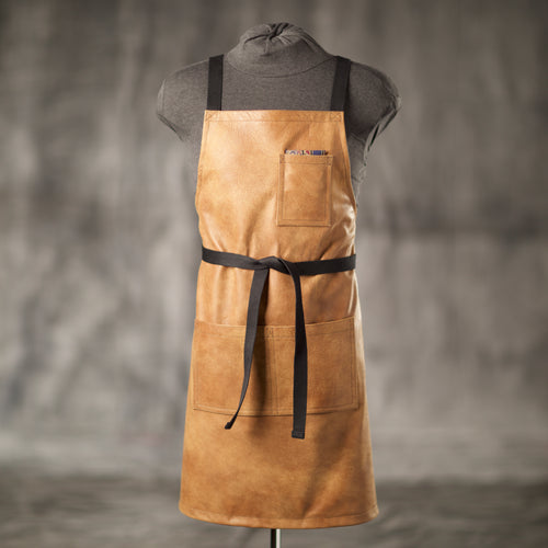 Dallas Leather Apron Men's Front