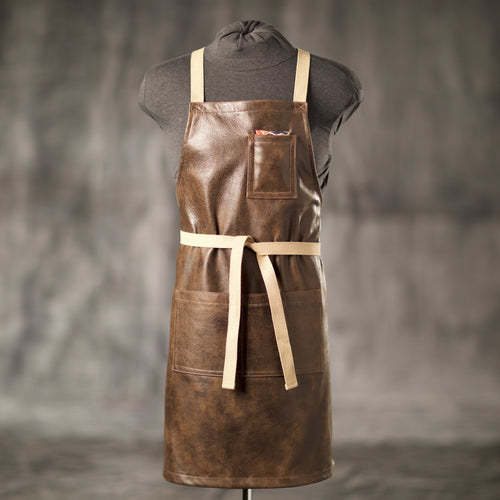 Izumi Leather Apron - Limited Edition