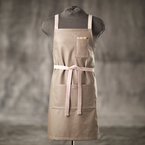 Macau Leather Apron Men's Front