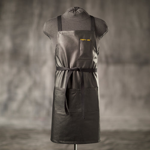 Montmartre Leather Apron Men's Front