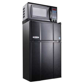 NEW 2.9 cu. ft. Microfridge Combination Refrigerator/ Freezer/ Microwave Oven (N29C)
