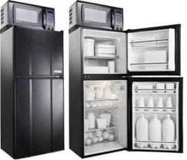 RENTAL 5.0 cu. ft. Microfridge Combination Refrigerator/ Freezer/ Microwave Oven (R50C-OA)