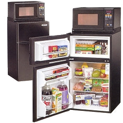 RENTAL 2.9 cu. ft. Microfridge Combination Refrigerator/ Freezer/ Microwave Oven (R29C-S)
