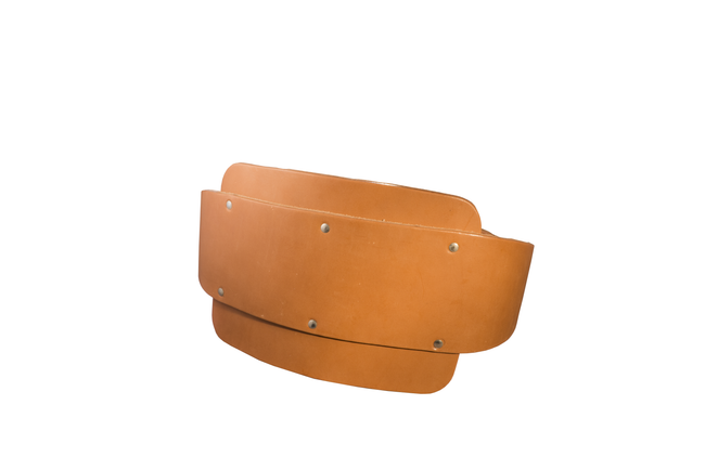 Leather Dip Belt