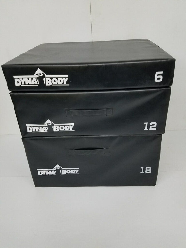 Dynabody Foam Plyo-Box