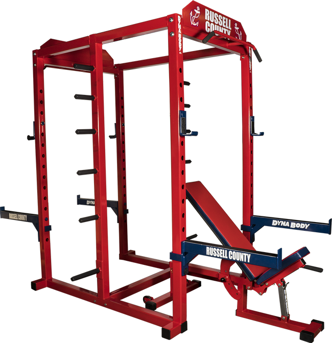 Power Rack - Double
