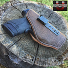 MAG-HOLSTER Brown Leather
