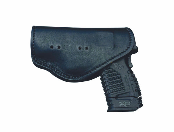 MAG-HOLSTER Black Leather