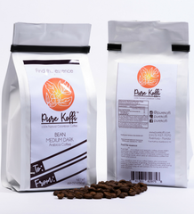 Pure Koffi - 100% Arabica Coffee Beans from Quindio, Colombia - Limited Production Premium Quality Colombian Coffee (8.8 oz - Beans)